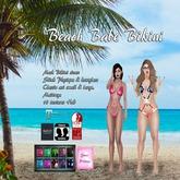 {.Gross Princess.} Beach Babe Bikini