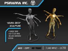 "PsiNanna, Inc. ""Asura Deco"" Sculpture"