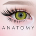 ANATOMY -  Circle Lens - Yellow GIFT