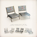 [ keke ] nirvana chair . set two