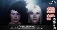 W:6 scars that won't heal