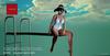Amitie Poses -Pool Dibving  Board