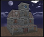 RE Grand Haunted Mansion/Hotel - 3 Story Haunted House - Old West/Victorian/Western/Vampire