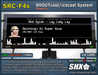 SHX SHOUTcast board Club & DJ system SRC-F4s