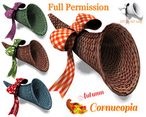 [ FULL PERM ] Autumn Cornucopia