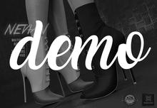 Phedora ~  Nevian Boots  (22 colors ) demo