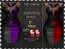 {TN} Seductress 2-pack Halloween Promo // Boxed {Add Me}