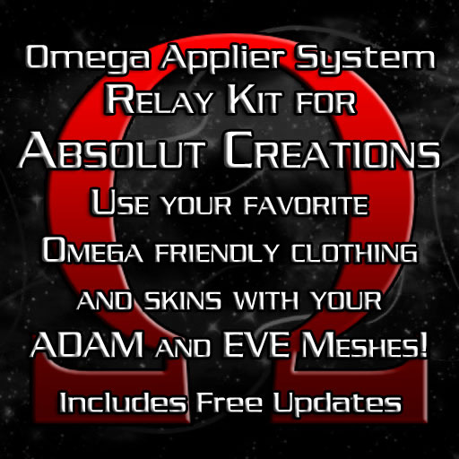 Omega System Kit - Absolute Creations