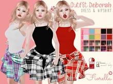 .::Fiorella::. Outfit Deborah - HUD 20 Colors