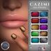 CAZIMI: Nails - Nebula Glitter SALE RACK