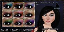 .:Glamorize:. Glitzy Makeup Tattoo Layers