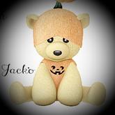 Bee Designs Halloween Teddies Gacha -  Jack'o
