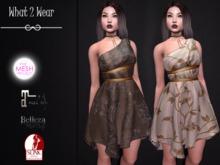 .::.What2Wear.::. Dress Spartan
