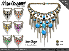 99L$ SPECIAL - Necklace - Isolde Gypsy Boho
