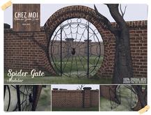 Spider Gate ♥ CHEZ MOI