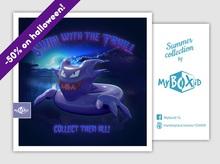 MyBOXiD - Haunter v1.0 - PG - -50% HALLOWEEN PROMO - CTA Collection