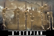 D'STOPIAN // Spiked Skeletons Pack II [BOXED]