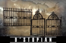 D'STOPIAN // Iron Gate & Fence