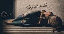 CKEY Poses - Hurts inside (Single Female Static Pose)