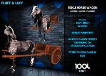 F&L - Teegle Horse Wagon (Autumn)