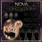 Nova -- 666 Collar - Silver [Boxed]