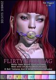 :Z.S: Ball Gag - Flirty