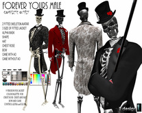 [lf design] Forever Yours complete outfit Male