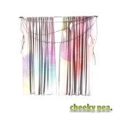 :CP: Bohemian Curtains Watercolour Splash