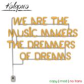 Kalopsia - Neon - Dreamers