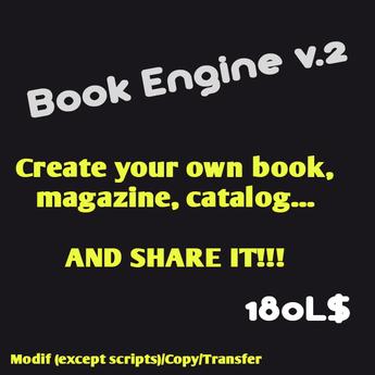 Book Engine v2
