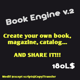 Book Engine v2