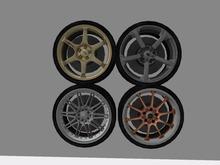 wheels  3 box