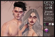PMS - Zombie Tattoo