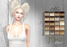 .:JUMO:. Khloe Hair Blondes