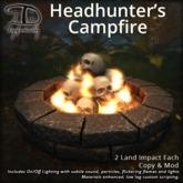 [DDD] Headhunter's Campfire