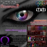 Sinful Needs - Occularum2 Animated Mesh Eyes