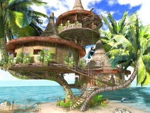 Palm Treehouse 46Li