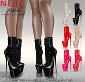 "N-core ALEXA Patent Leather ""FatPack"""