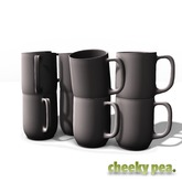 :CP: Modern Farmhouse Mug Clutter