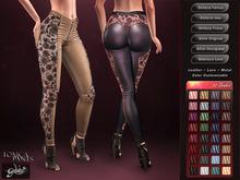 Gulabi [Toxica] Pants - FATPACK