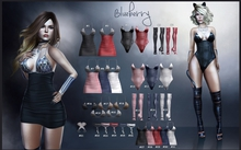 #23 Blueberry - Energy - COMMON - Choker - Pixie *B*