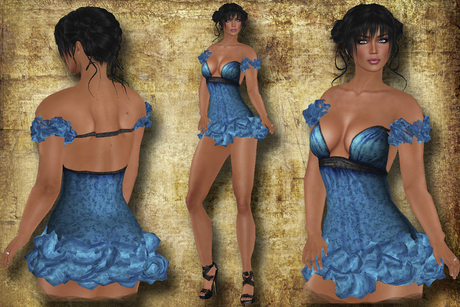 *Inspirations* Fancy This - Cynful Cyan