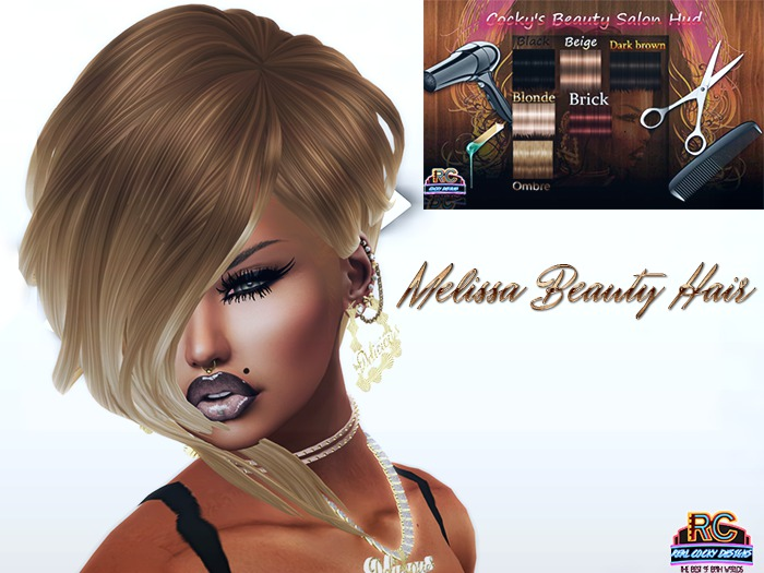 {RC}Melissa Beauty Short Hair