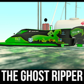 The Ghost Ripper - F1h2o Paint
