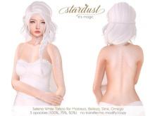 Stardust - Selena - White Tattoo (WEAR ME)
