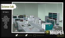 MadPea Science Lab