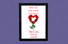 Fill It With Love Gift Plaque
