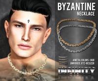 !NFINITY Byzantine Necklace (add/wear)