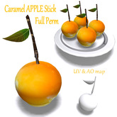 Caramel APPLE Stick ---  [ FULL PERM ]