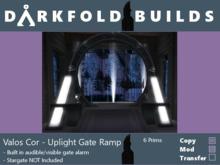 Darkfold Builds - Valos Cor Uplight gate Ramp (boxed)